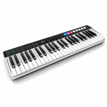 (B-Ware) IK Multimedia iRig Keys I/O 49 MIDI-keyboard met audio-interface