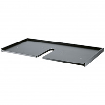 Konig & Meyer 12337 tray for 12330 and 12331 - black
