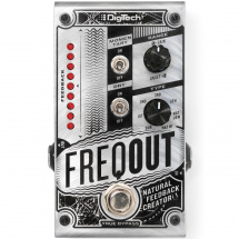 (B-Ware) Digitech FreqOut Natural Feedback Creator Pedal