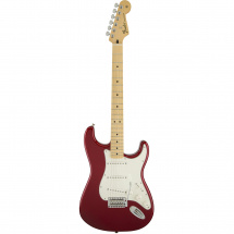 (B-Ware) Fender Standard Stratocaster Candy Apple Red MN