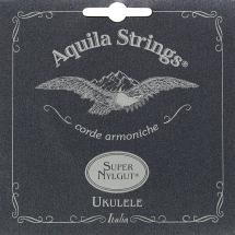 Aquila 100U Super Nylgut string set for soprano ukulele with high G