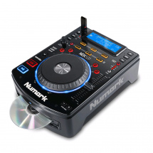 (B-Ware) Numark NDX 500 Tabletop CD-, USB- & MIDI-Player