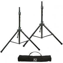 Electro-Voice TSP-1 set of speaker stands with gig bag