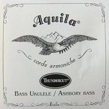 Aquila 68U Thundergut string set for bass ukulele