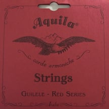 Aquila 153C Red Series string set for guitalele (E-A-D-G-B-E)