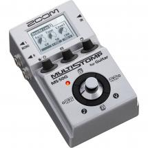 Zoom Multistomp MS-50G digitales Multi-Effektpedal für Gitarren