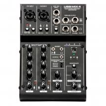 ART USBMix4 4-channel mixer and audio interface