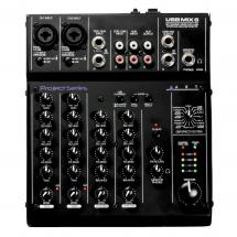 ART USBMix6 6-channel mixer and audio interface