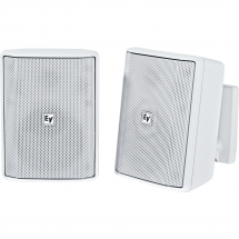 Electro-Voice EVID S4.2W passive speaker set, 2-way, 4-inch, 160W