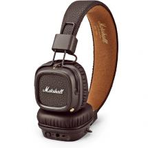 Marshall Lifestyle Major III Bluetooth headphones, brown