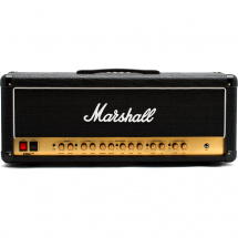 (B-Ware) Marshall DSL100HR tube guitar amplifier head
