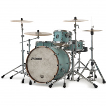 (B-Ware) Sonor SQ1 320 Set NM CRB 3-teiliger Kesselsatz, Cruiser Blue