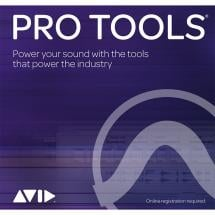 Avid Pro Tools perpetual licence start for students & teachers (dl)