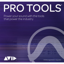 Avid Pro Tools perpetual licence extension (dl)