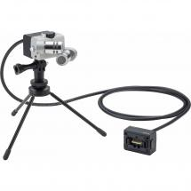 Zoom ECM-3 microphone extension cable for field recorders and cameras