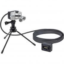 Zoom ECM-6 microphone extension cable for field recorders and cameras