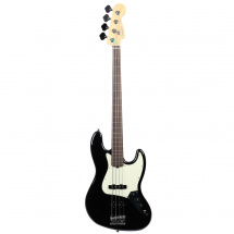 (B-Ware) Fender American Professional Jazz Bass Fretless Black