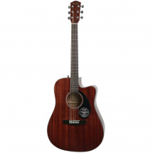 (B-Ware) Fender Classic Design CD-60SCE All Mahogany