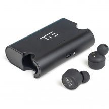 (B-Ware) TIE Truly Pro X2T Bluetooth in-ear oordopjes met powerbank