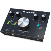 (B-Ware) M-Audio M-Track 2x2M Audio-Interface (USB-C)