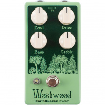(B-Ware) EarthQuaker Devices Westwood overdrive effects pedal