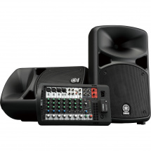 (B-Ware) Yamaha Stagepas 600BT portable PA system