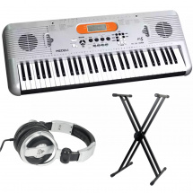 Medeli M5 starter set with stand and headphones