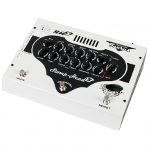 (B-Ware) Taurus Stomp-Head 3.HG gitaarversterker top in stompbox-formaat