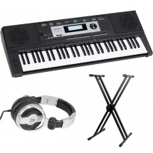 Medeli M331 starter set with stand and headphones
