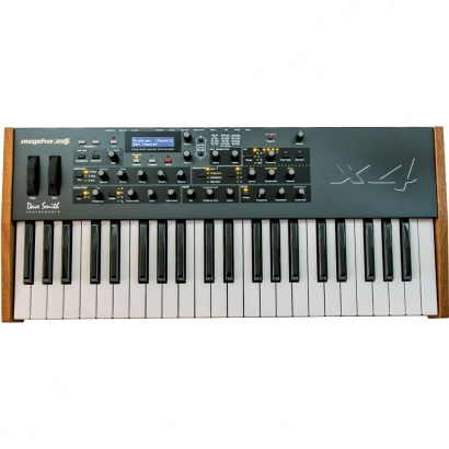 Dave Smith Instruments Mopho x4 analoger Synthesizer