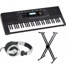 Medeli M361 starter set with stand and headphones