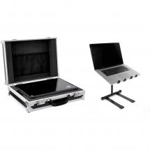 Omnitronic LC-15 15-inch laptop case + stand