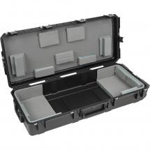 SKB 3i-4217-tkbd Think Tank flight case for 61-note keyboard