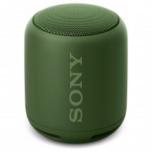 Sony SRS-XB10 portable Bluetooth speaker, green