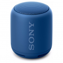 Sony SRS-XB10 portable Bluetooth speaker, blue