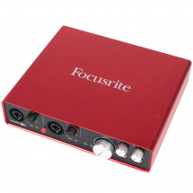 (B-Ware) Focusrite Scarlett 6i6 (2nd Gen) USB-Audio-Interface
