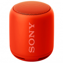 Sony SRS-XB10 portable Bluetooth speaker, red