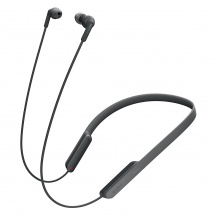 Sony MDR-XB70BT Bluetooth in-ear headphones, black