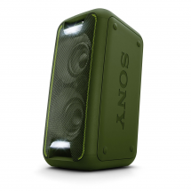 Sony GTK-XB5 Green Extra Bass bluetooth speaker