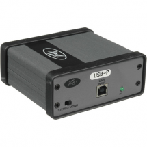 Peavey DI box, USB P to stereo XLR