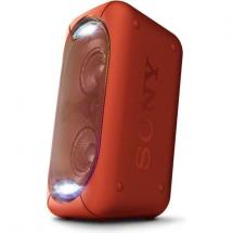 Sony GTK-XB60 EXTRA BASS Bluetooth speaker, red