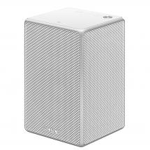Sony SRS-ZR5 Bluetooth and Wi-Fi speaker, white