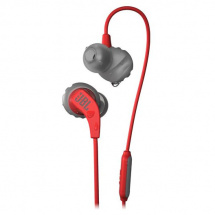 JBL Endurance RUN in-ear sport headphones, red
