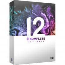Native Instruments Komplete 12 Ultimate upgrade Utlimate