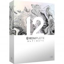 Native Instruments Komplete 12 Collectors Edition upgrade Ultimate 8-12