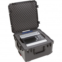 SKB 3i-2222-12QSC iSeries flight case for QSC TouchMix-30 Pro
