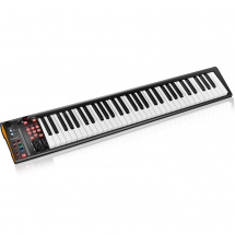 (B-Ware) icon iKeyboard 6S VST USB/MIDI-keyboard met audio-interface