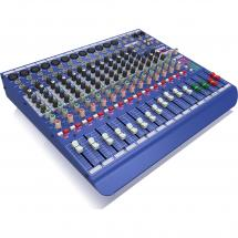 Midas DM16 analogue mixer