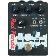 Red Panda Bitmap digital bitcrusher & sample rate modulation
