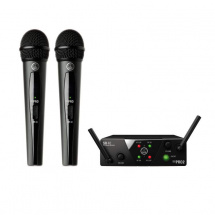 (B-Ware) AKG WMS 40 Mini2 Dual Vocal ISM2 - 3 (864 MHz) Wireless System